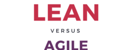 What's the difference between Lean and Agile?